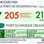 Sénégal : Point Sanitaire du ministère contre le Coronavirus